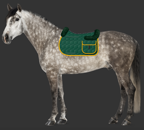 Birchwood Hunt Saddle Blanket