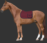 EA Mattes Saddle Blanket with Pockets - Create your own