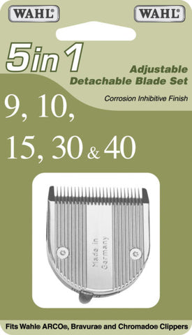 Wahl 5-in-1 Blade Set