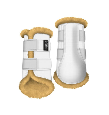 EA Mattes Dressage Boot Detachable Sheepskin Linings