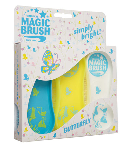 Magic Brush Horse Brush 3 Pack