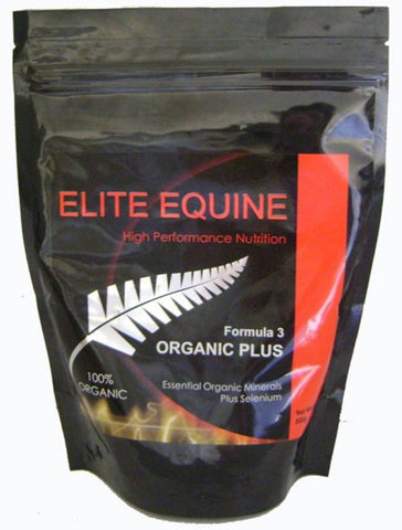 Elite Equine Organic Plus
