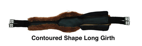 EA Mattes Lambskin Long Girth Covers