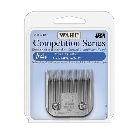 Wahl #4F Blade Set 8mm