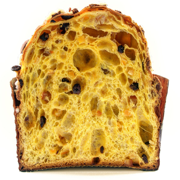 Candied Orange/Raisin Panettone