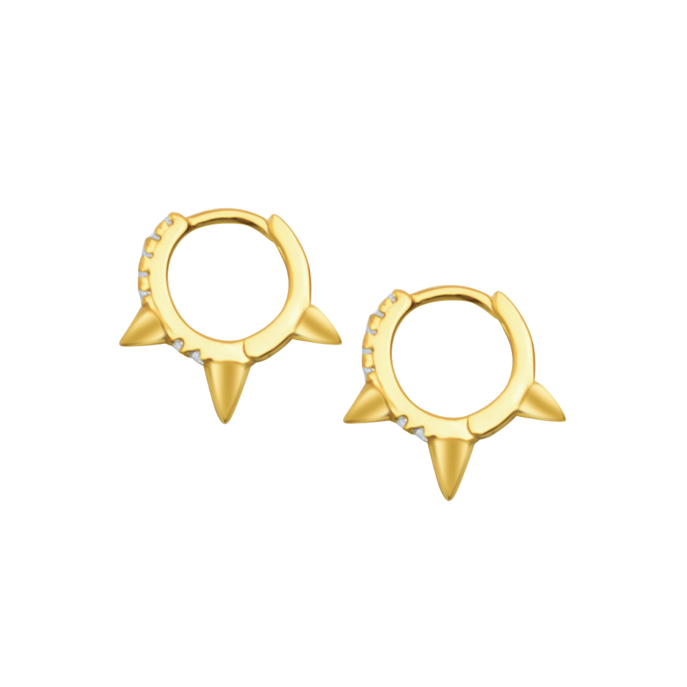 TRIPLE SPIKE HOOPS