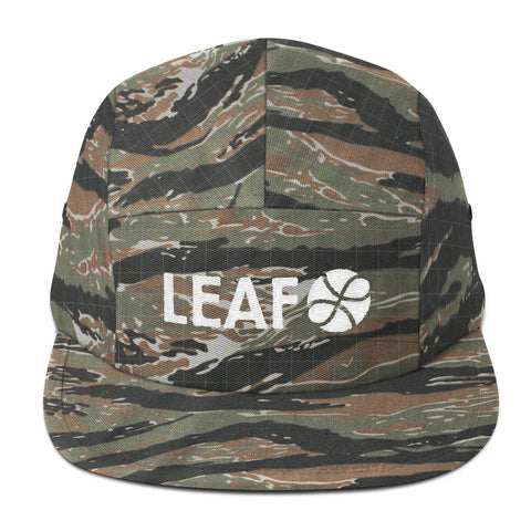 """LEAF"" Five Panel Cap"