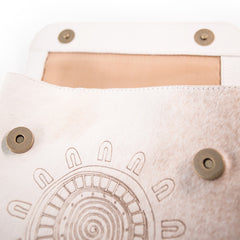 Wholesale BRBF Everly Calf Skin Holster in Neutral