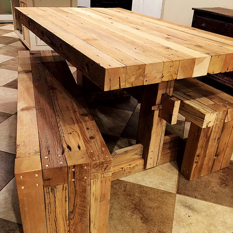 Hobble Creek Dining Room Table