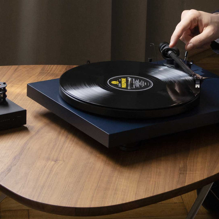 How Pro-Ject Audio Continues to Make Turntable History-Vinyl Revival