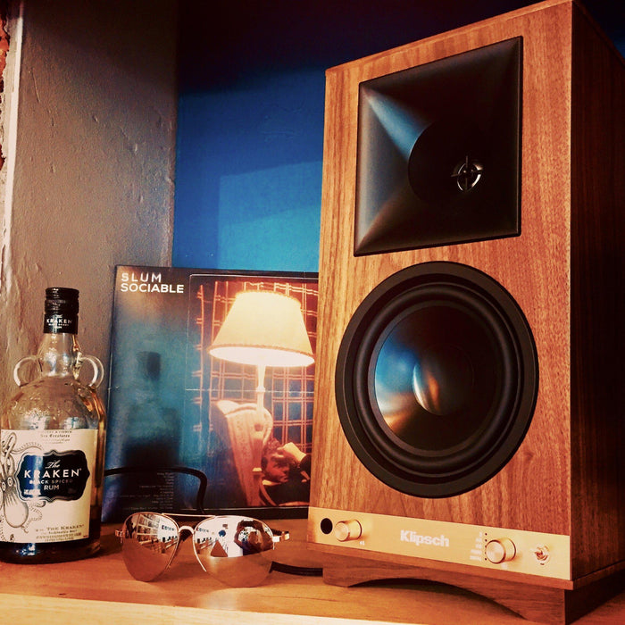 Klipsch Blog - Vinyl Revival