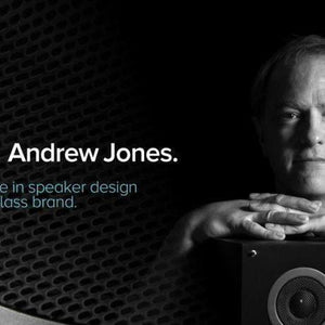 The Elac Debut Speakers Andrew Jones Success Story-Vinyl Revival