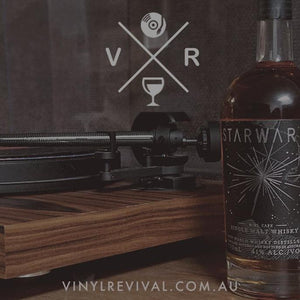 Wood, Wine & Whisky-Vinyl Revival