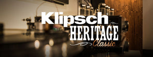 Klipsch Heritage Speakers