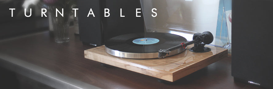 turntables - vinyl revival