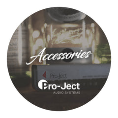 Shop ProJect Accessories with Vinyl Revival