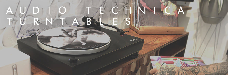 audio technica turntables vinyl revival