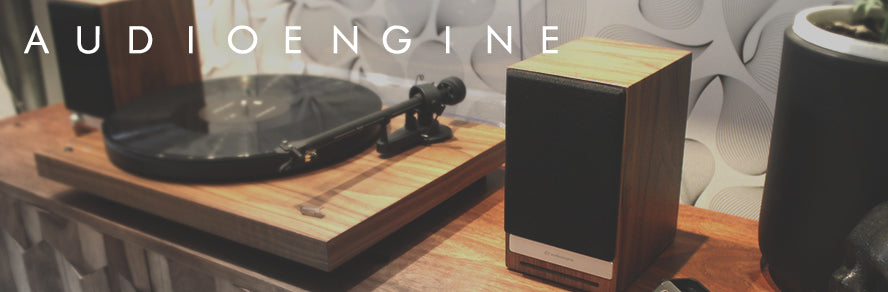 Audioengine speakers - Vinyl Revival