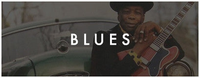 blues LP records online vinyl revival