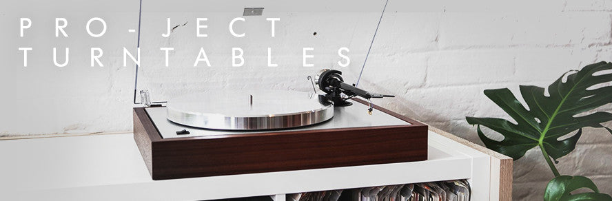 Project Audio turntables vinyl revival