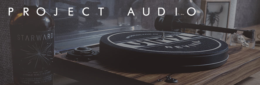ProJect audio Vinyl Revival