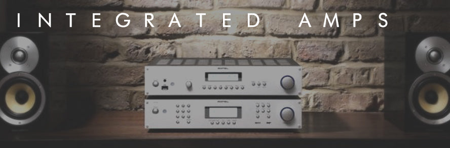 Rotel RA-11 intergrated amplifier -Vinyl Revival