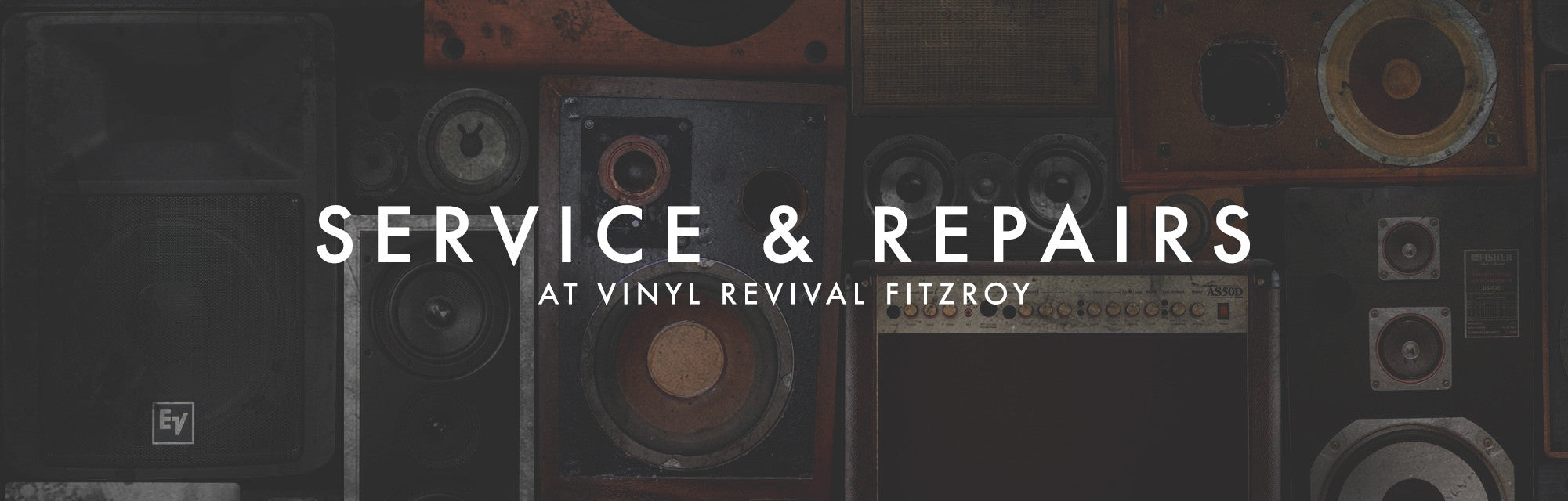 turntable service and repairs Vinyl Revival