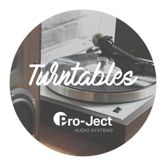 Shop Pro-Ject Turntables at Vinyl Revival