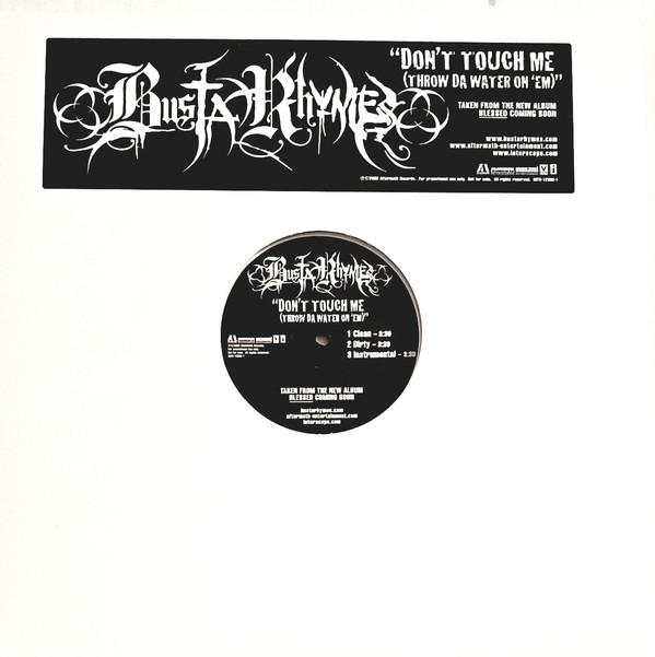 Busta Rhymes - Dont Touch Me (180g)-Universal Music-Vinyl Revival