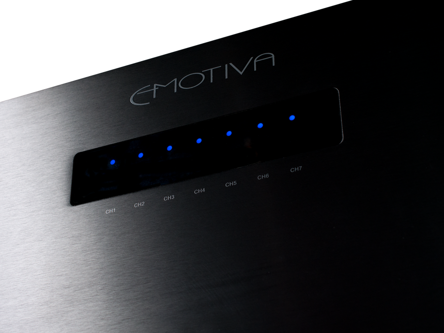 Emotiva XPA-7 Power Amplifier - Vinyl Revival - Fitzroy - 8