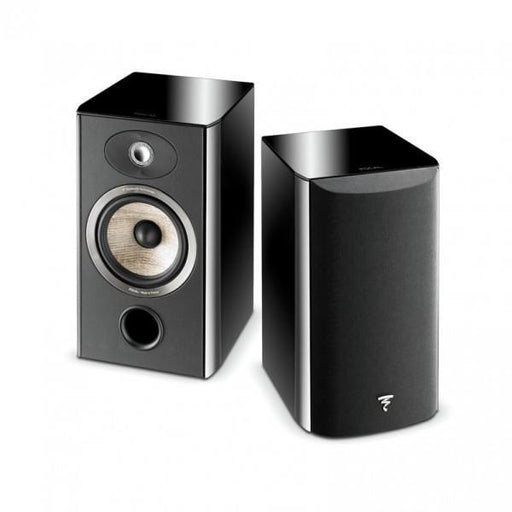 Focal Aria 906 Bookshelf Speakers High Gloss Black - Vinyl Revival - Fitzroy - 1