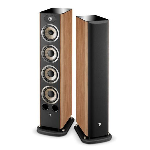 Focal Aria 936 Floorstanding Speakers in Prime Walnut-Focal-Vinyl Revival