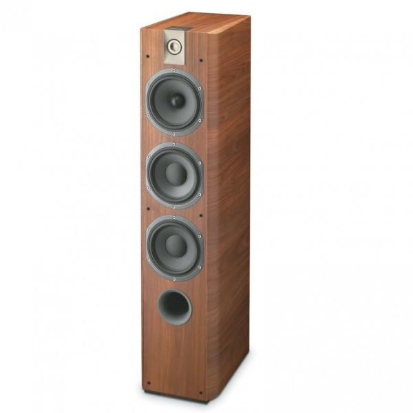 Focal Chorus 726 Floorstanding Speakers in Walnut - Vinyl Revival - Fitzroy - 2