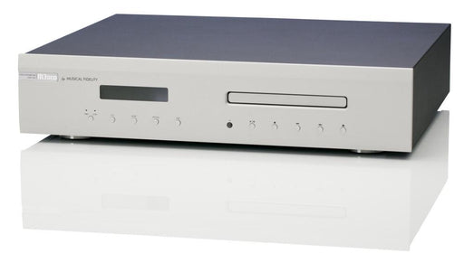 Musical Fidelity M3s CD Player - Silver-Musical Fidelity-Vinyl Revival