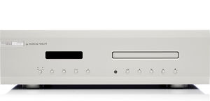 Musical Fidelity M6s CD Player and DAC - Silver