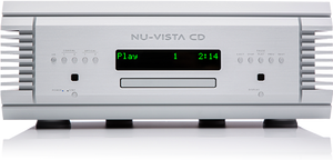 Musical Fidelity Nu-Vista CD Player and DAC