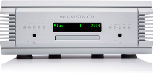 Musical Fidelity Nu-Vista CD Player and DAC-Musical Fidelity-Vinyl Revival