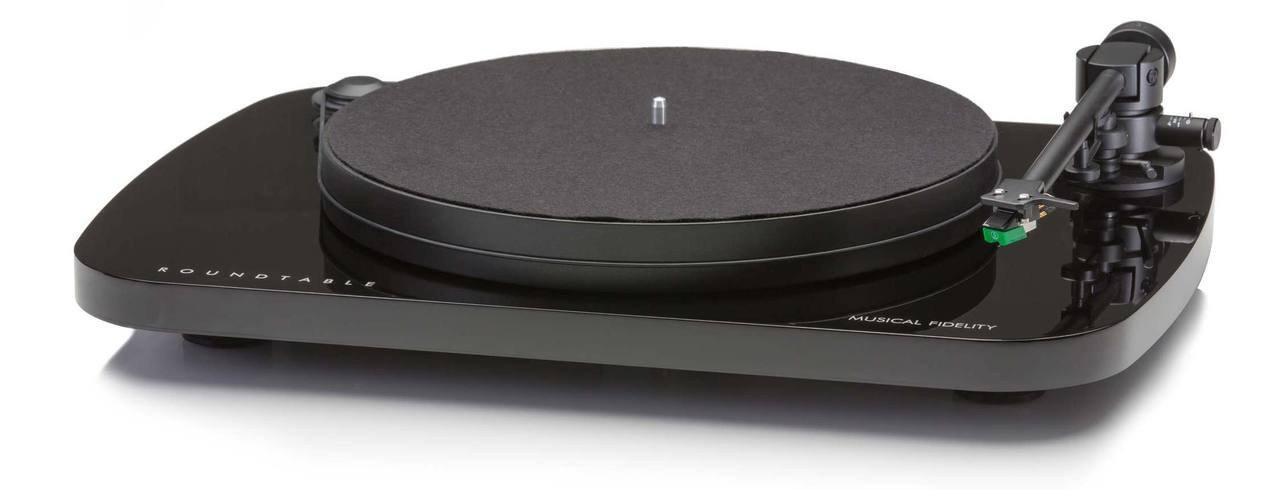 Musical Fidelity Merlin Audio System & Roundtable Turntable Pack - Vinyl Revival - Fitzroy - 7