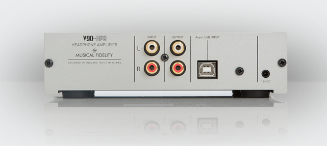 Musical Fidelity V90-HPA Headphone Amplifier with USB - Vinyl Revival - Fitzroy - 2