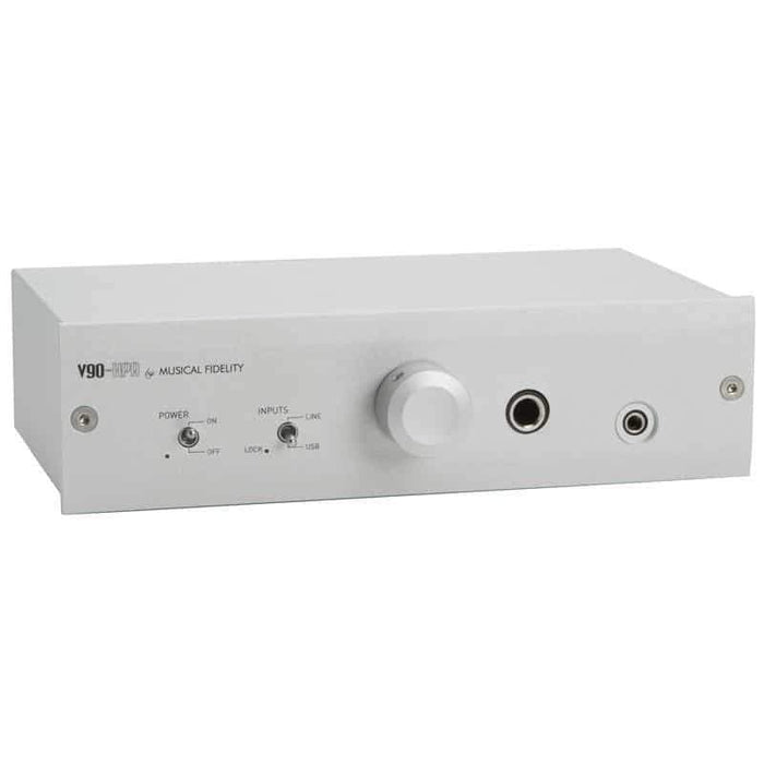 Musical Fidelity V90-HPA Headphone Amplifier with USB-Musical Fidelity-Vinyl Revival