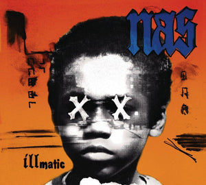 Nas - Illmatic XX 180gm-Sony Music-Vinyl Revival