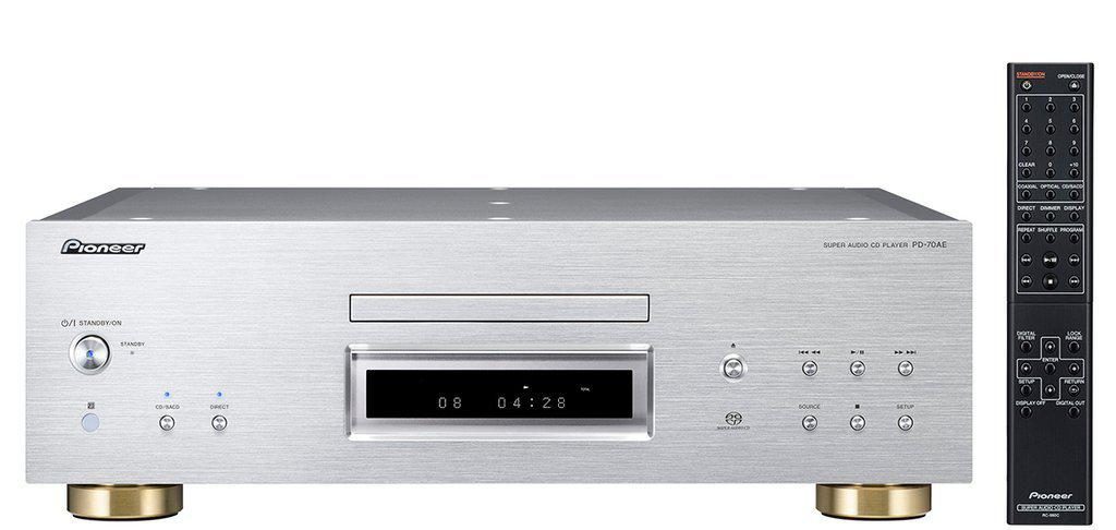 Pioneer PD-70AE Super Audio CD Player-Pioneer-Vinyl Revival