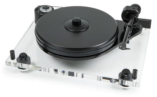 Project 6Perspex Turntable - Vinyl Revival - Fitzroy - 1