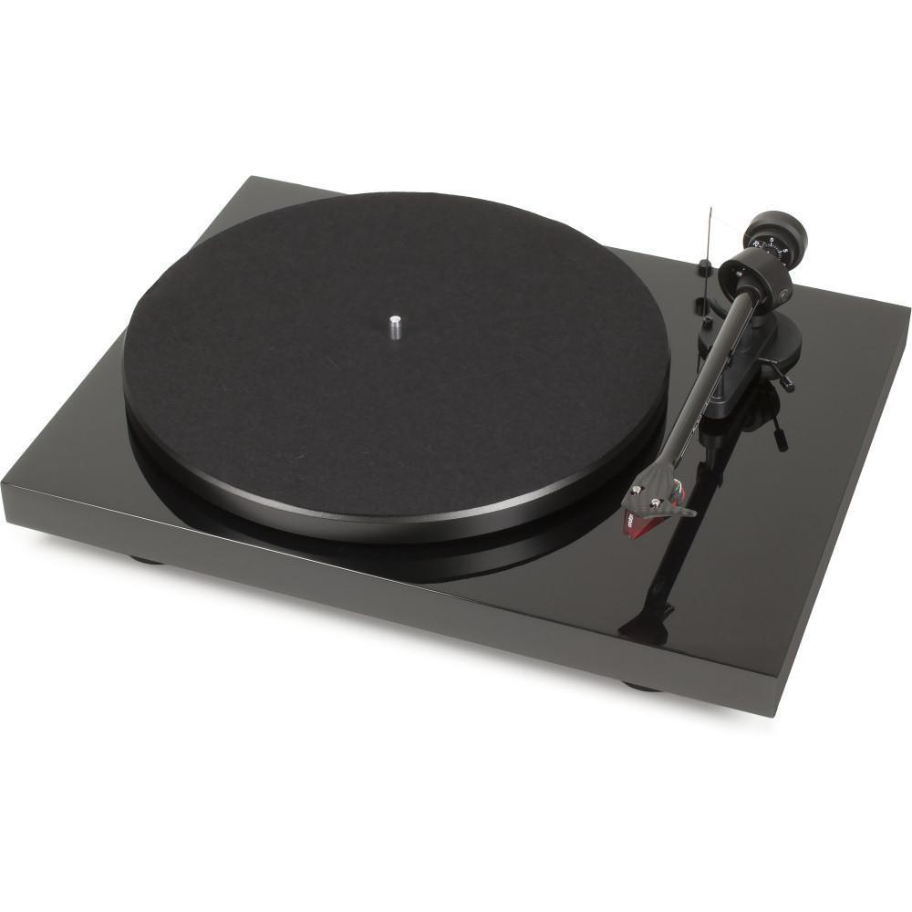 Project Debut Carbon DC Turntable inc. Ortofon 2M Red Cartidge-ProJect Audio Systems-Vinyl Revival
