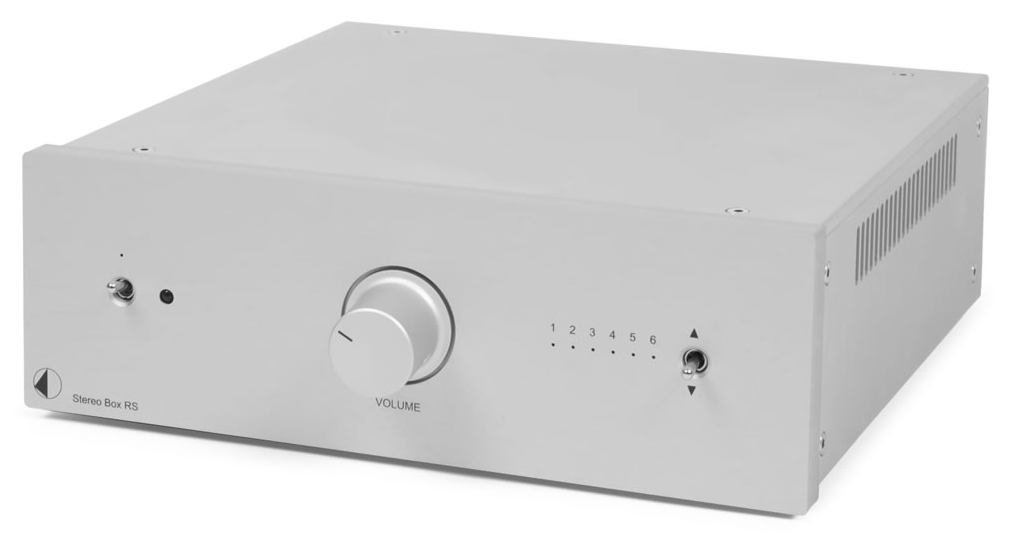 Project Stereo Box RS Integrated Amplifier-ProJect Audio Systems-Vinyl Revival