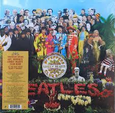 The Beatles - Sgt. Pepper's Lonely Hearts Club Band (limited edition) (UNI)-Universal Music-Vinyl Revival