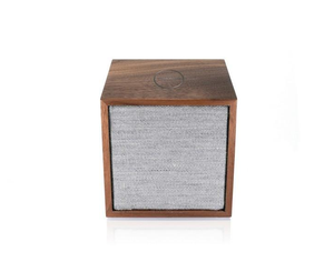 Tivoli Audio Art Cube Wireless Speaker Walnut-Tivoli Audio-Vinyl Revival