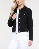 """Aria"" Button Up jacket"