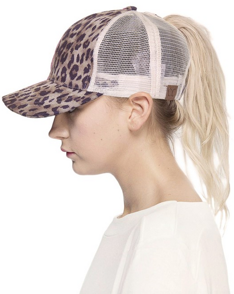 C.C. Ponytail Hat