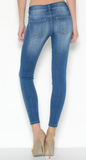 Medium Wash Skinny Jean (1-22)